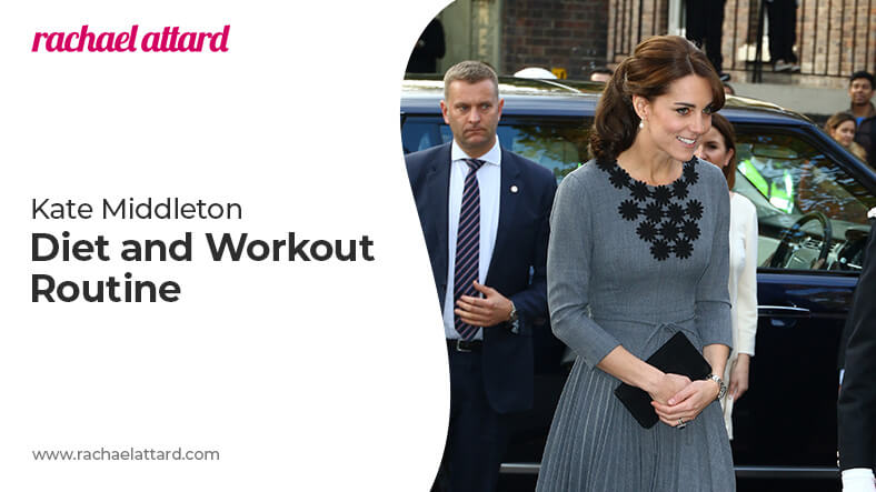 Kate Middleton diet and workout routine