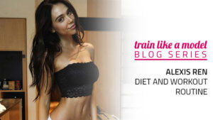 Alexis Ren Diet and Workout Routine