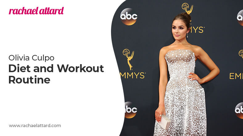 Olivia Culpo diet and workout routine