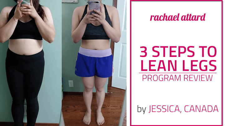 3 steps to lean legs program review