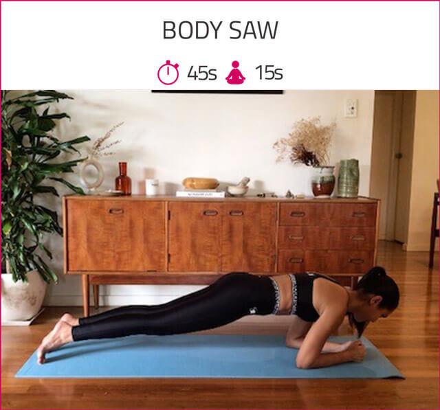 body saw