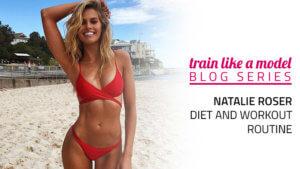 Natalie Roser diet and workout routine - Miami Swim Week Model