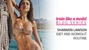 Shannon Lawson Diet and Workout Routine - Miami Swim Week Model