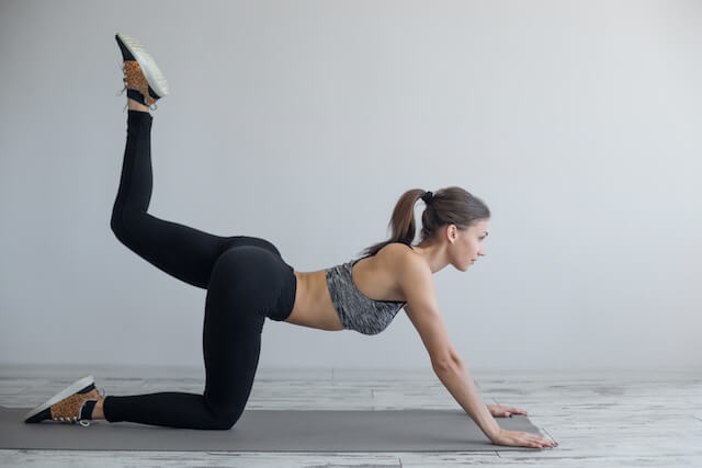 how to get a bigger butt in one week glute exercises