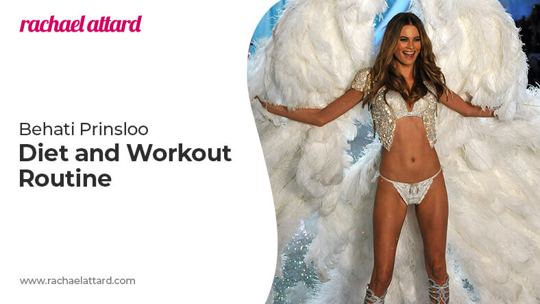 Behati Prinsloo diet and workout routine