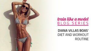 Diana Villas Boas' Diet and Workout Routine