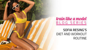 Sofia Resing's Diet and Workout Routine