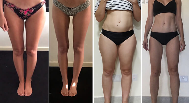 best program for slimming down your thighs