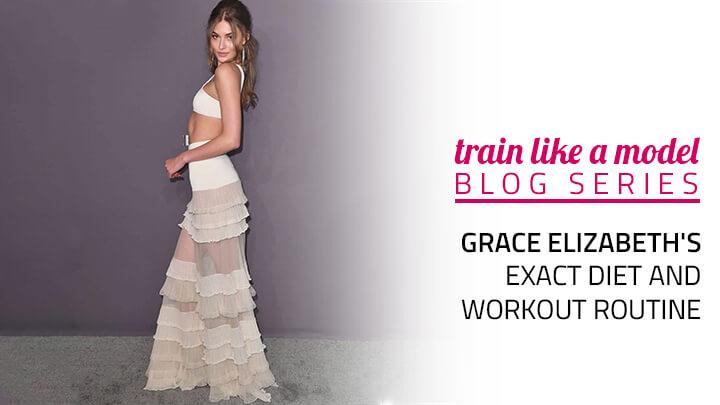 grace elizabeth diet workout routine