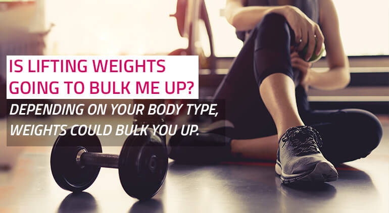 how to lift weights without bulking up