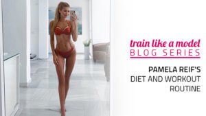 Pamela Reif's Diet and Workout Routine