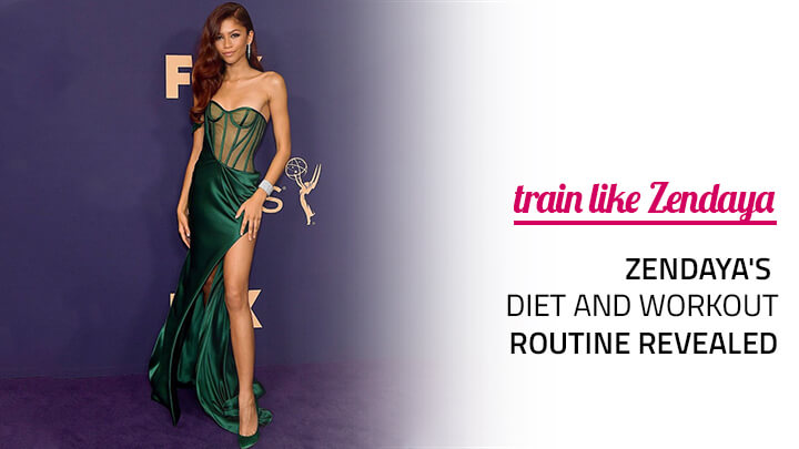 zendaya diet workout