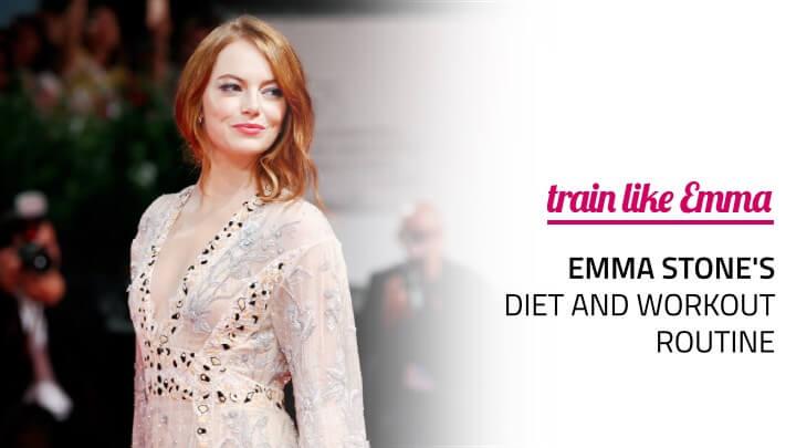 emma stone diet workout diet