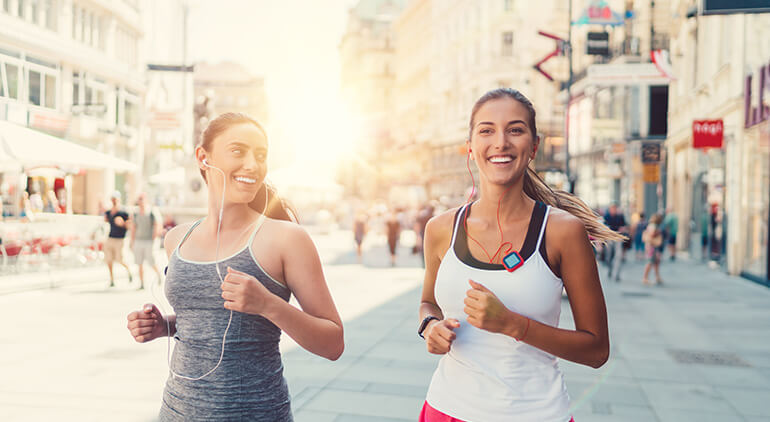 running for an endomorph female may not be the best cardio