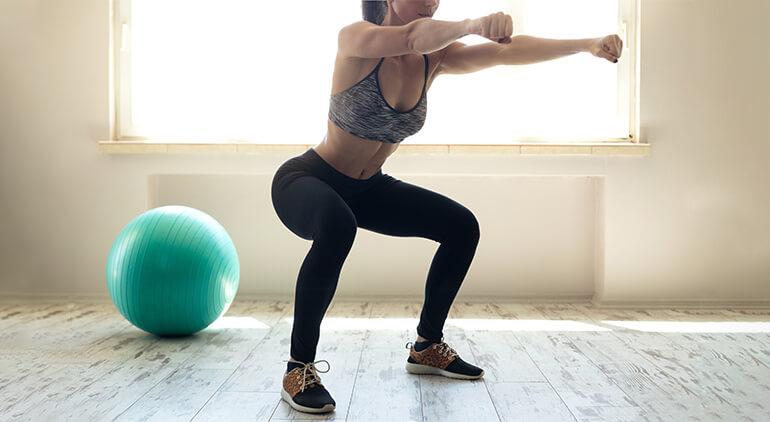 squats bigger booty