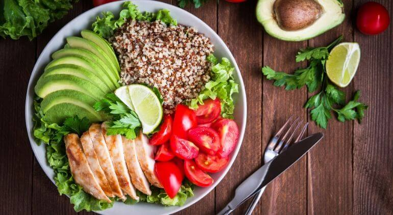 different types of restrictive diets