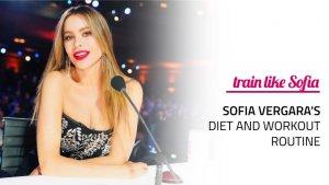 Sofia Vergara's Diet and Workout Routine