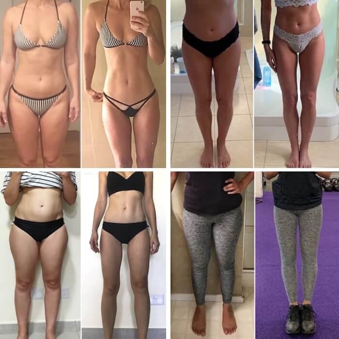 lean legs program results