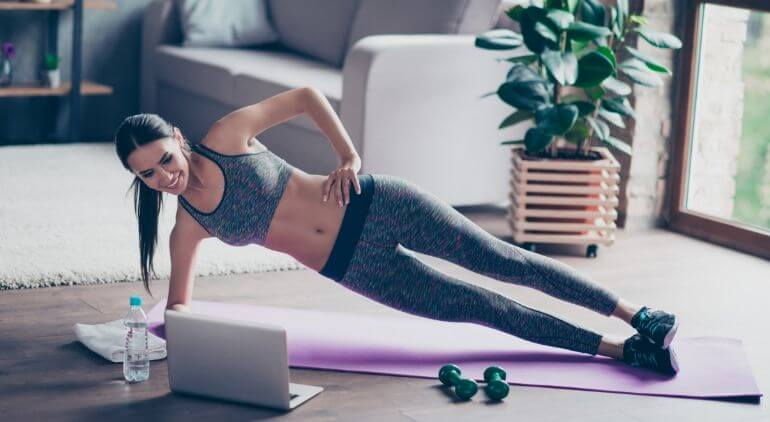 how to do strength training at home