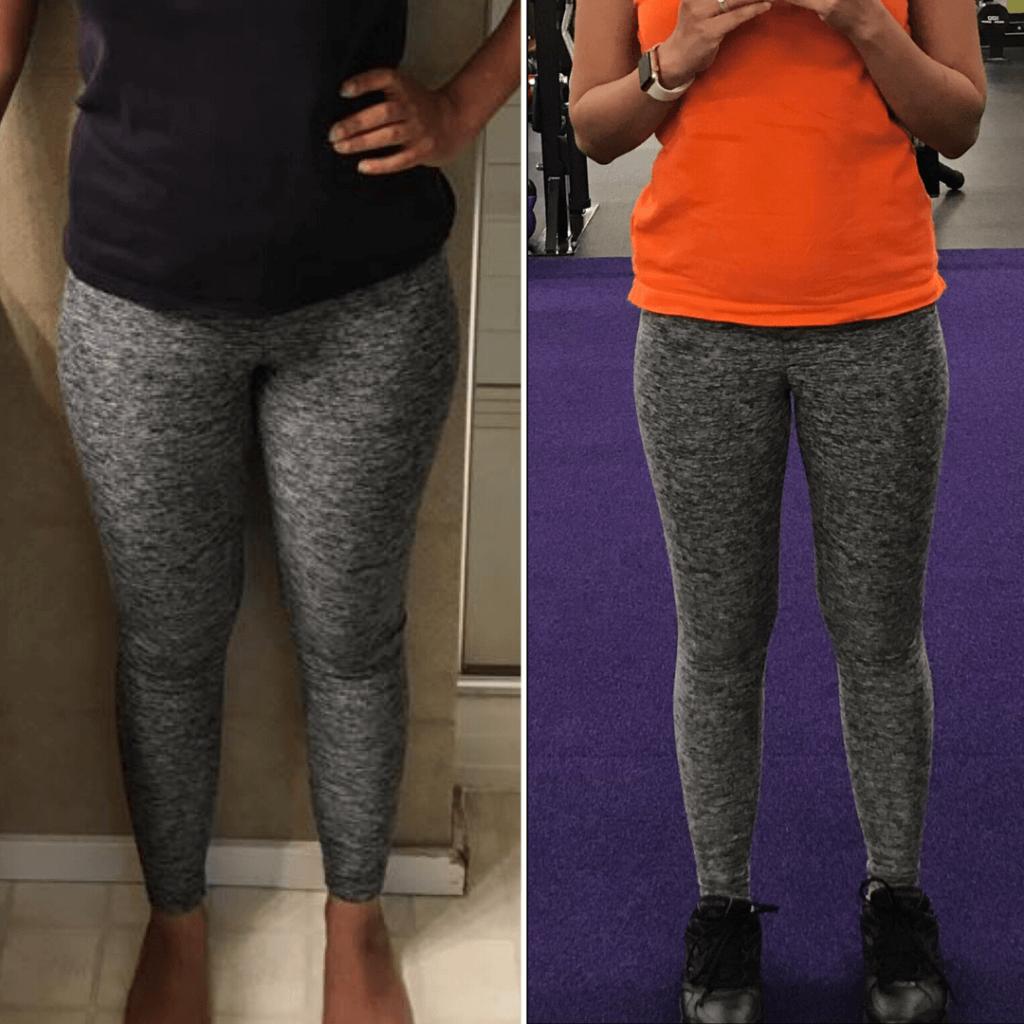 rachael attard transformation photos