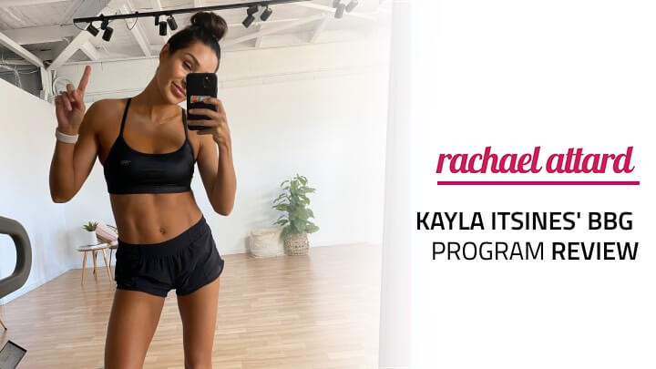 kayla itsines bbg review results