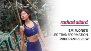 Emi Wong's 21 Day Leg Transformation Program Review