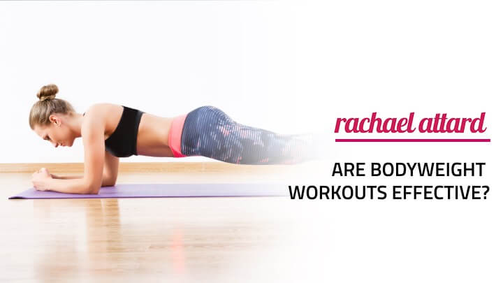 are bodyweight workouts effective