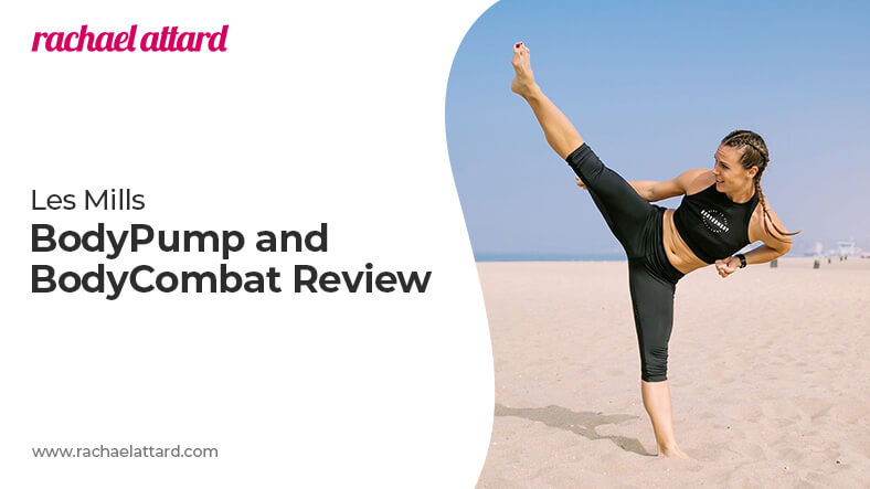 Les Mills BodyPump and BodyCombat Review