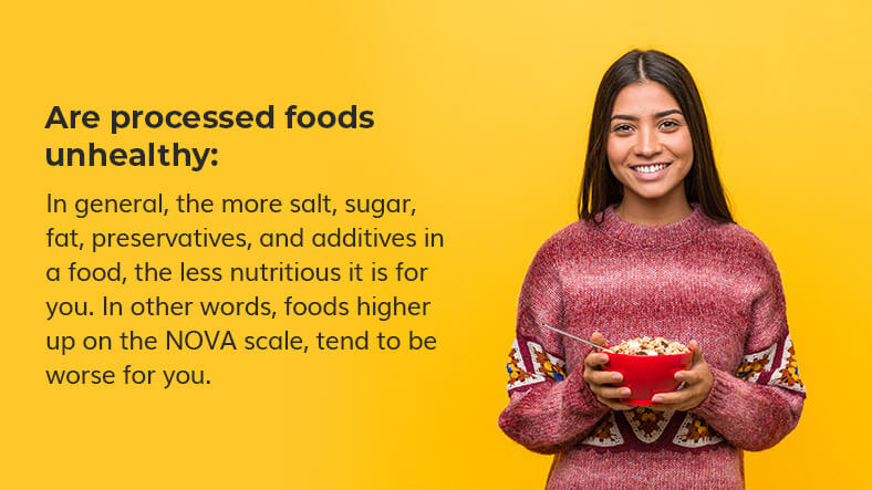 are processed foods unhealthy