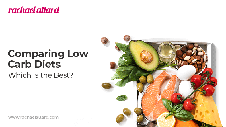 Comparing low carb diets - which is the best
