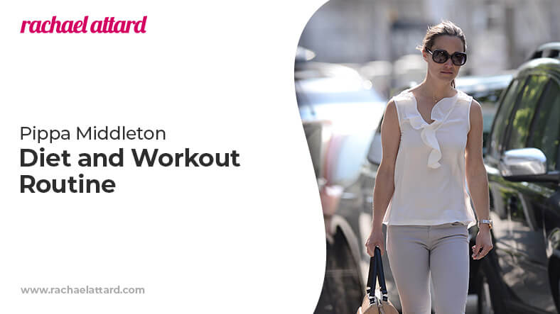 Pippa Middleton diet and workout routine
