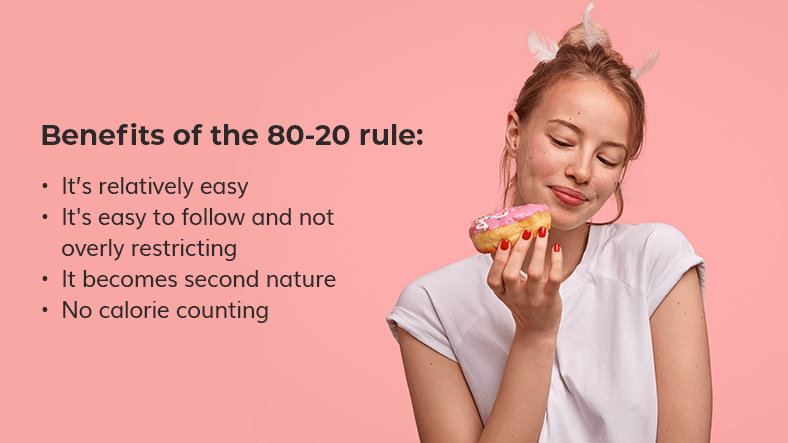 Benefits of the 80-20 rule