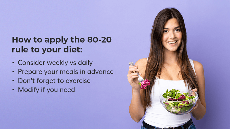 how to apply the 80:20 rule
