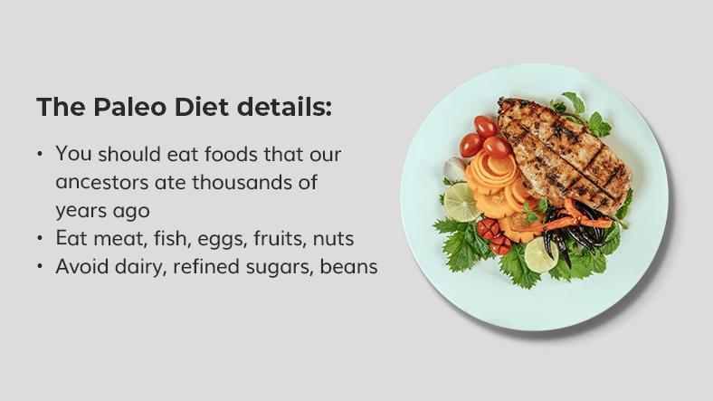 paleo diet details