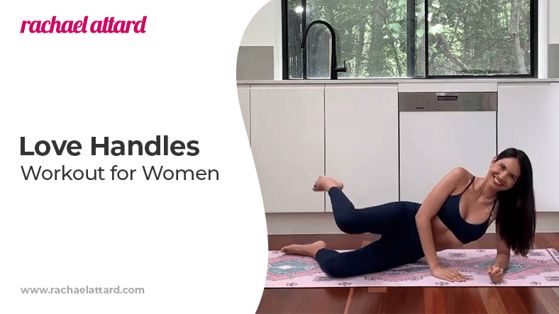 Love handles workout for women