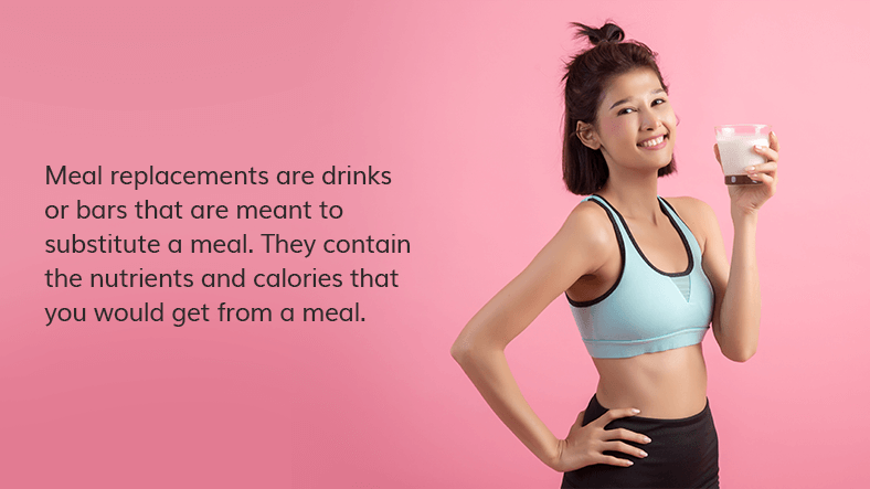 what are meal replacements