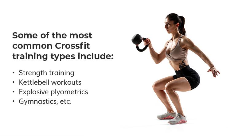 Crossfit training types