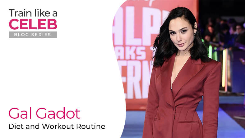 Gal Gadot diet and workout routine