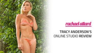 Tracy Anderson's Method Review - TA Online Studio